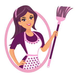 lupe's house cleaning 1500x1500 logo